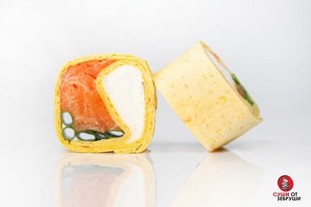 Тортилья с лососем (190 г.)